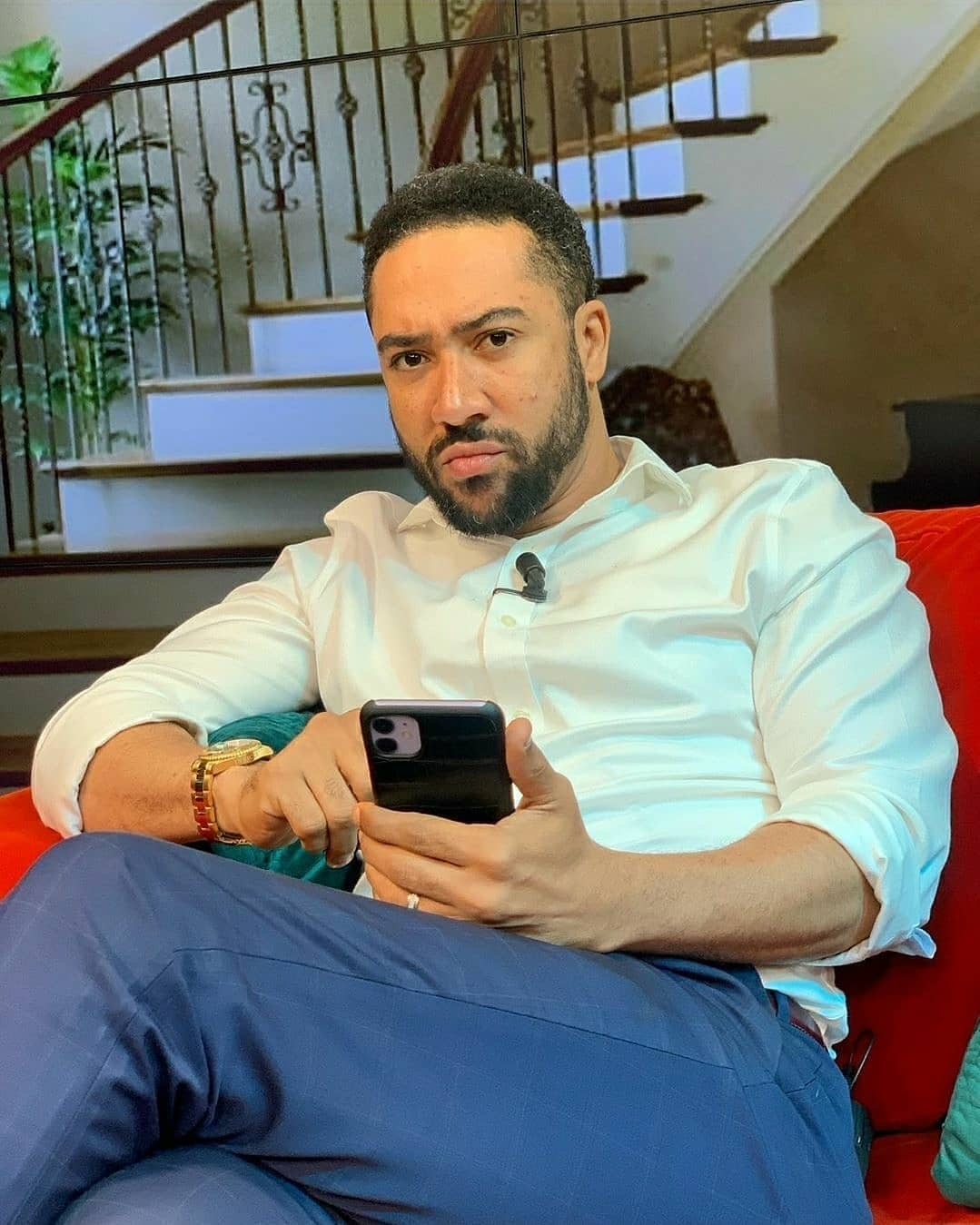 Majid Michel Talks About Situation Of His Voice