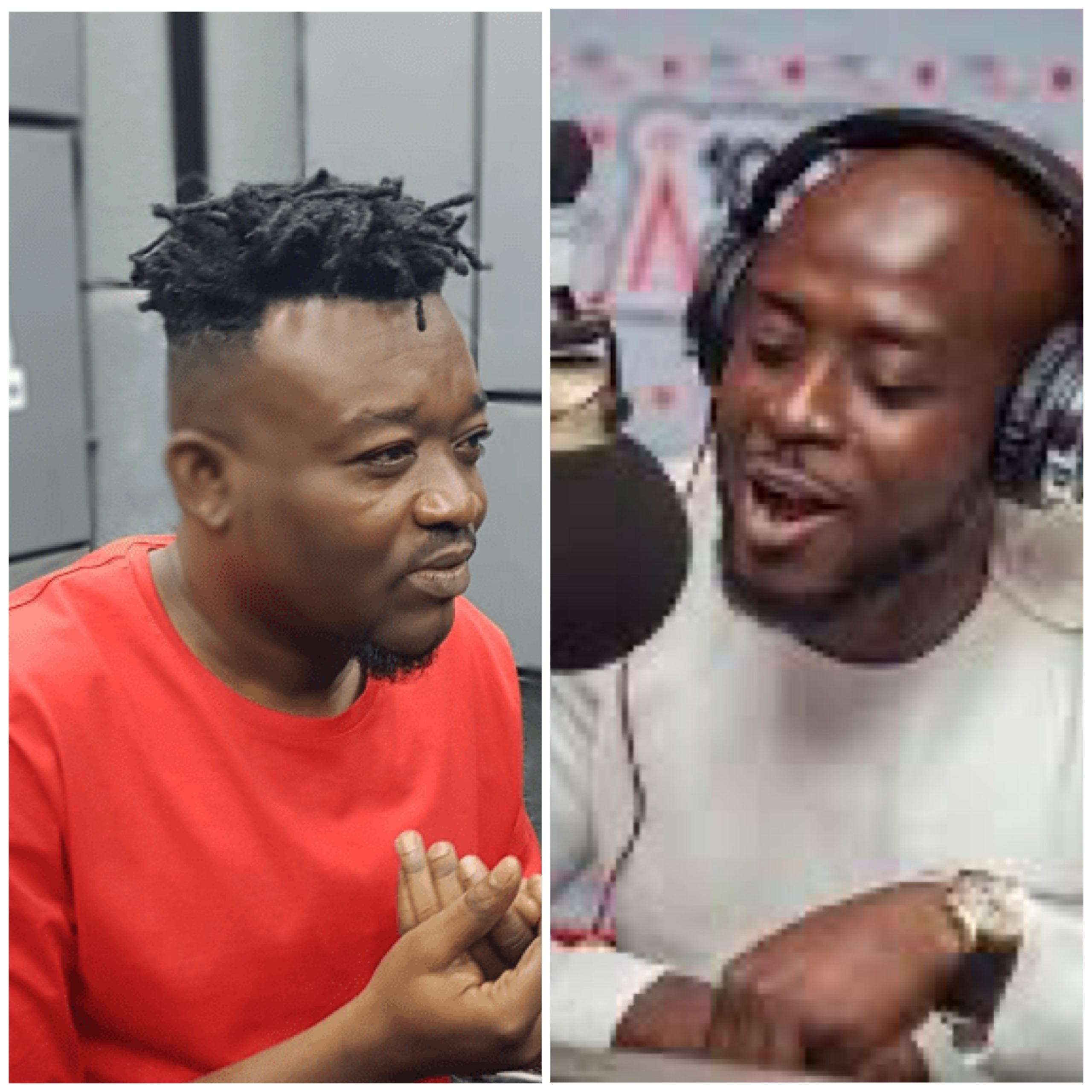 """""""We Did Not Plan Anything"""" - Bullet And Nana Romeo Deny Claims That They Planned Wendy Shay's Brouhaha At Accra FM"""