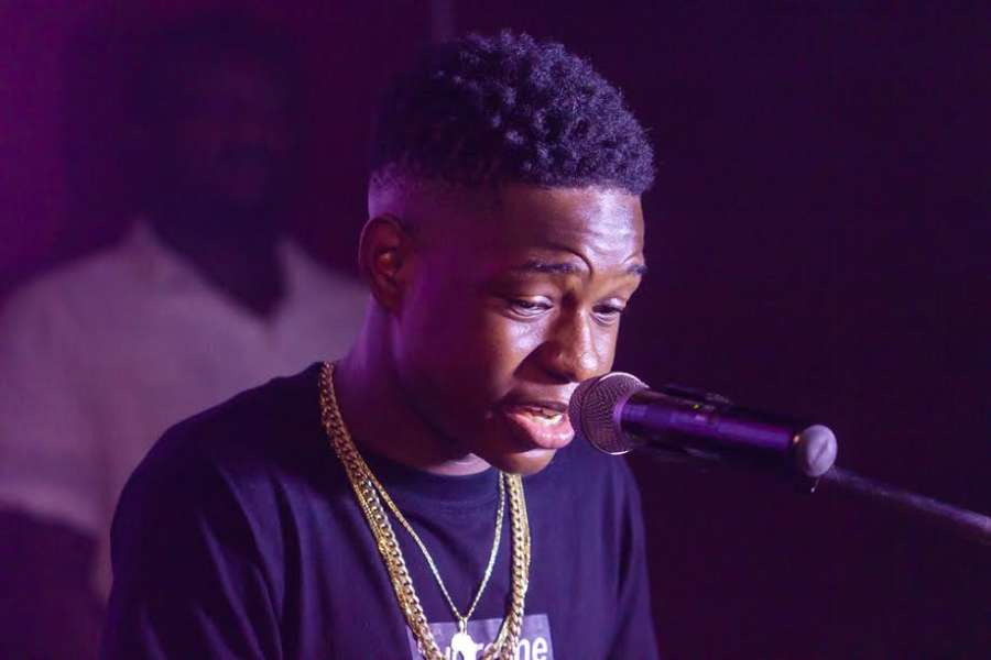 Working With Sarkodie Was A Dream Come True - Buddy Musician Herman Suede Shares His Experience