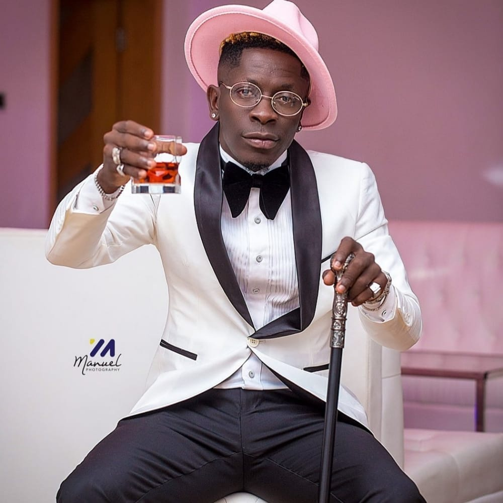 Shatta Wale Reveals Why He Likes To Show Off