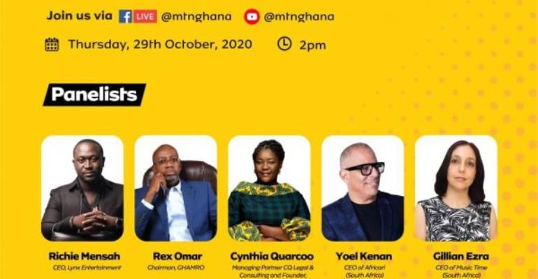 Telecommunications Giants MTN To Hold A Digital Music Conference