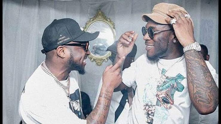'I And Burna Are Brothers, We Are Not Fighting' - Davido