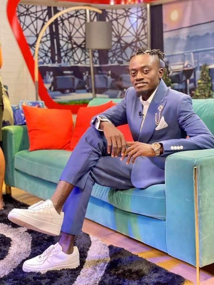 Lilwin States His Conditions To Rally For A Political Party