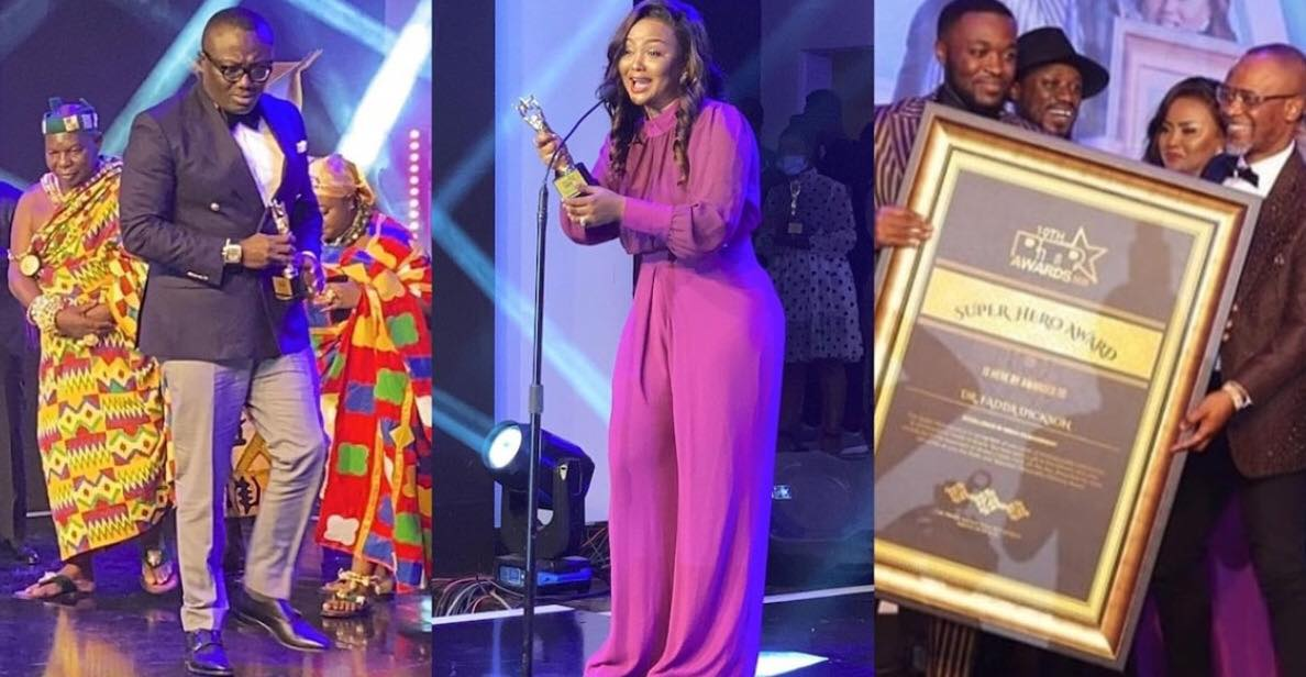 RTP Awards 2020: Stacy Amoateng Wins RTP Personality Of The Year + Full List Of Winners