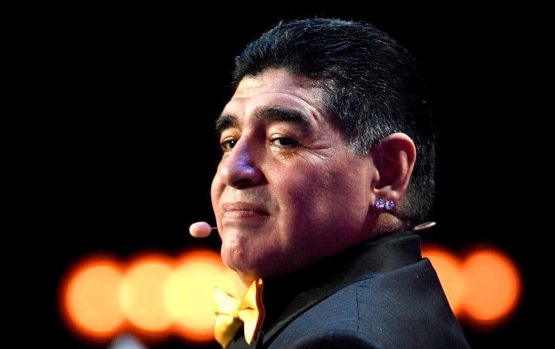 Breaking: Diego Armando Maradona passed on at 60