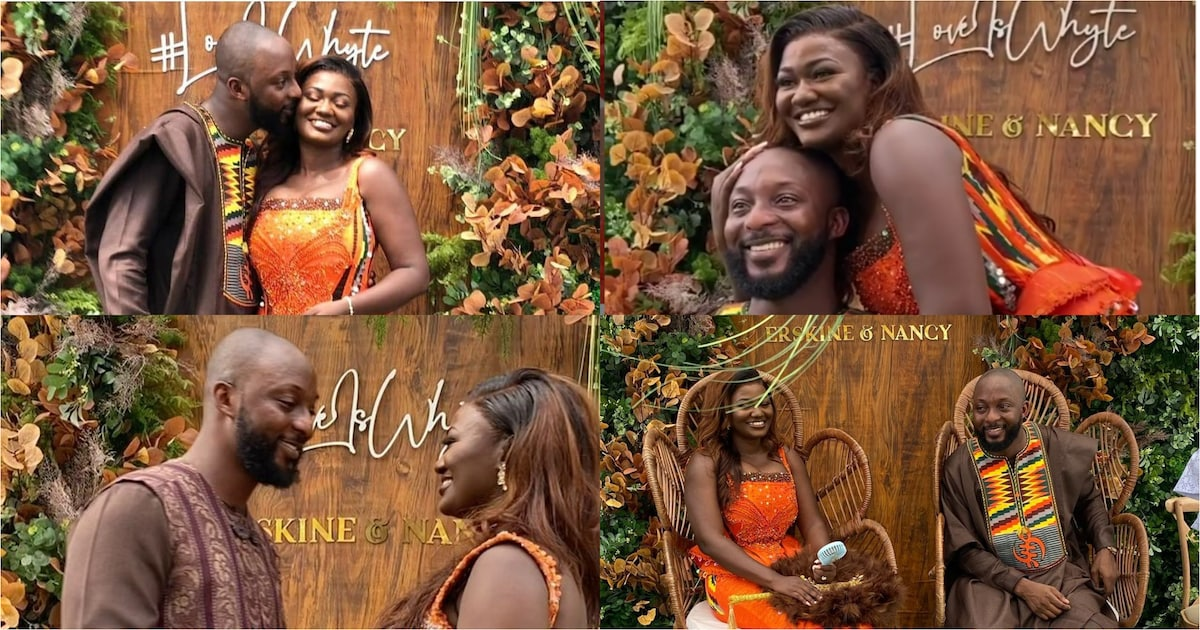 Stonebwoy, Medikal, Kidi, Fameye And Others Perform At Rev Erskine's Wedding Reception