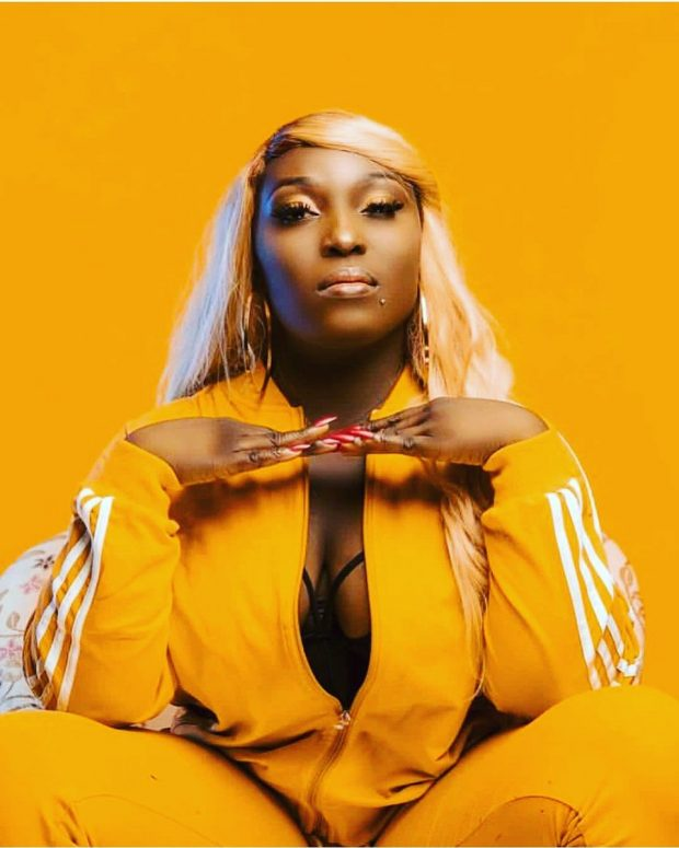 """Eno Barony Crowned """"Best Female Rap Act"""" At AFRIMMA 2020"""