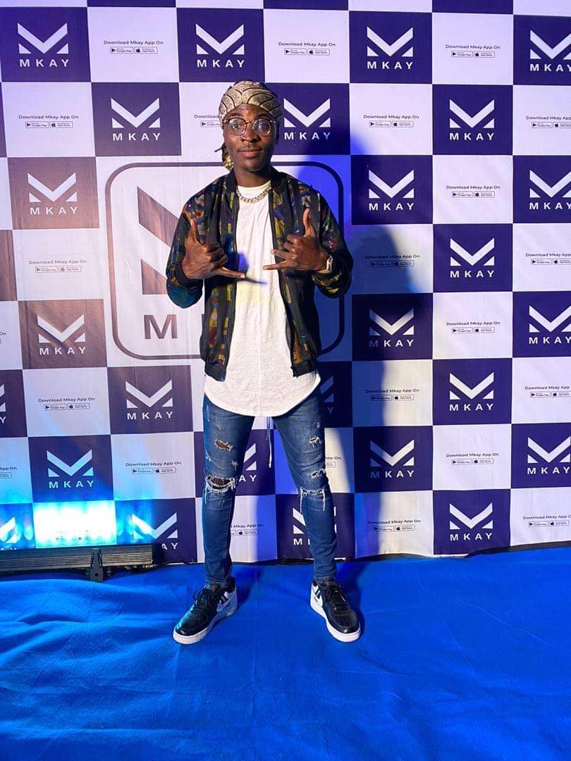 Watch: Semenhyia gave an epic performance at the launch of Mkay Fashion App