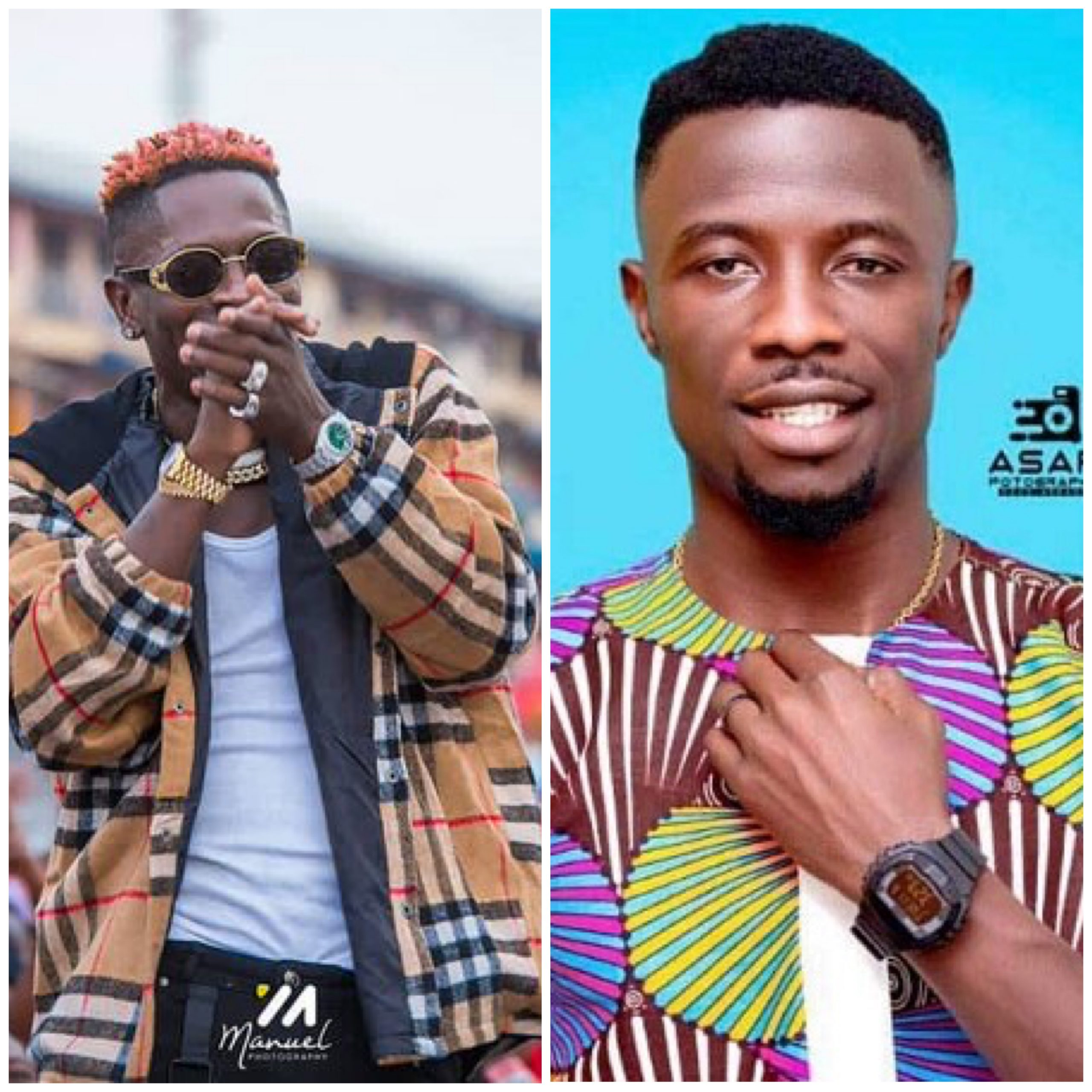 I'm Very Happy And I Greatly Thank Shatta Wale For Brightening The Face Of Kumasi With This Project, He Deserve To Be Praise - Kwaku Manu