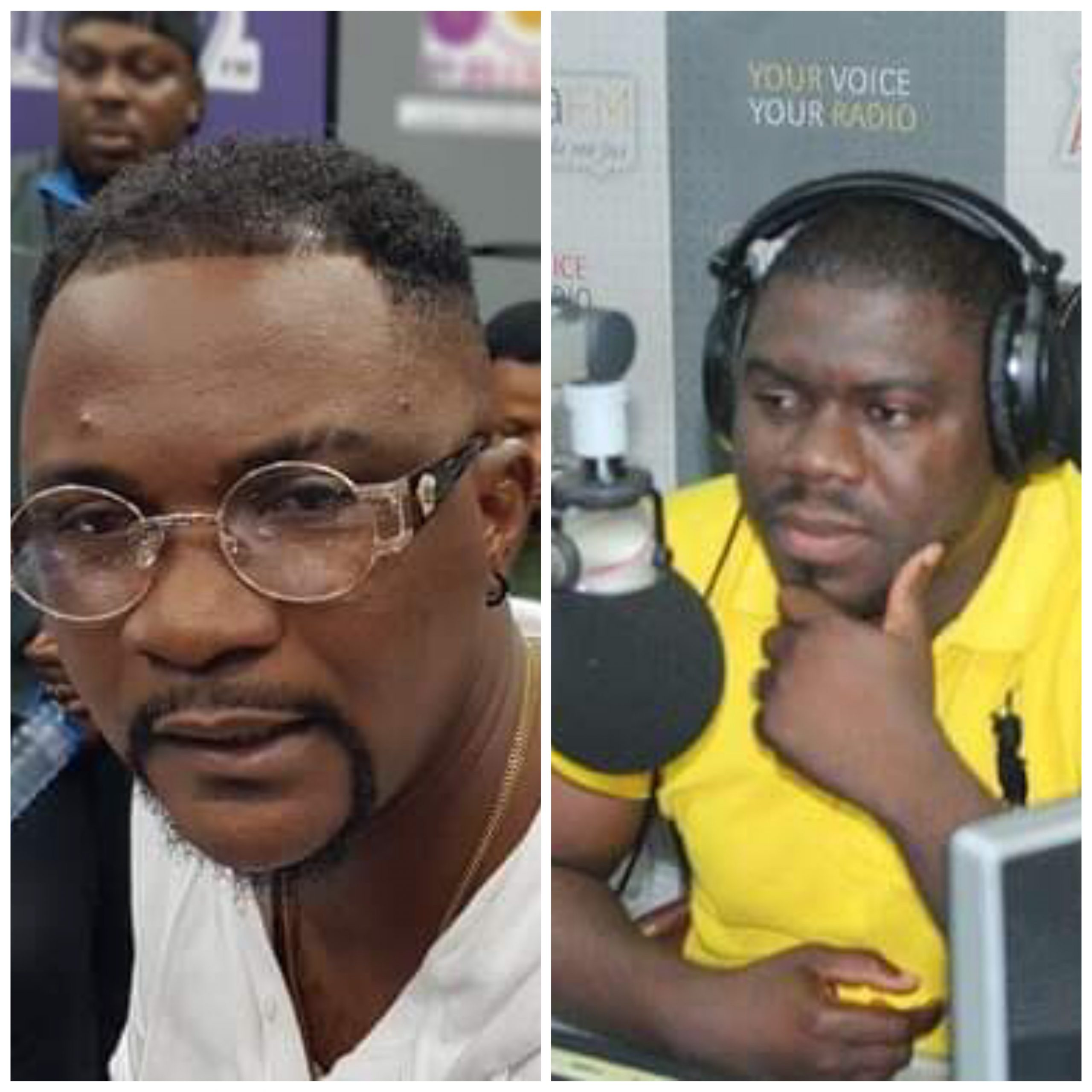 Showbiz Pundits Reacts To Lilwin's Condition To Support Any Political Party, Frederick Nuetei