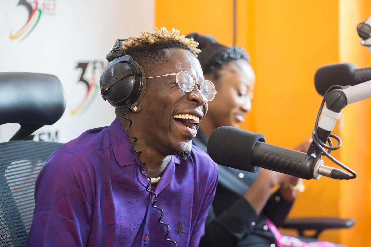 Kumerica Invasion: Video And Photos Drop As Shatta Wale Finally Meets Hon. Kennedy Agyapong In Kumasi