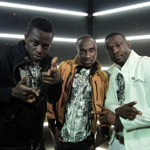 """""""We Are Better Than Stonebwoy"""" - Ghanaian Music Group Asaase Aban"""