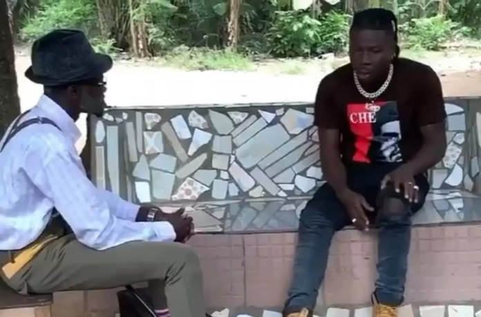 Stonebwoy Joins Lilwin To Shoot 'Cocoa Season' TV Series; Video Drops
