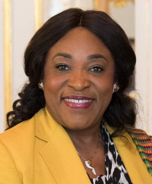 Foreign Affairs Minister, Shirley Ayorkor Botchway refute claims that she took a swipe at actor John Dumelo