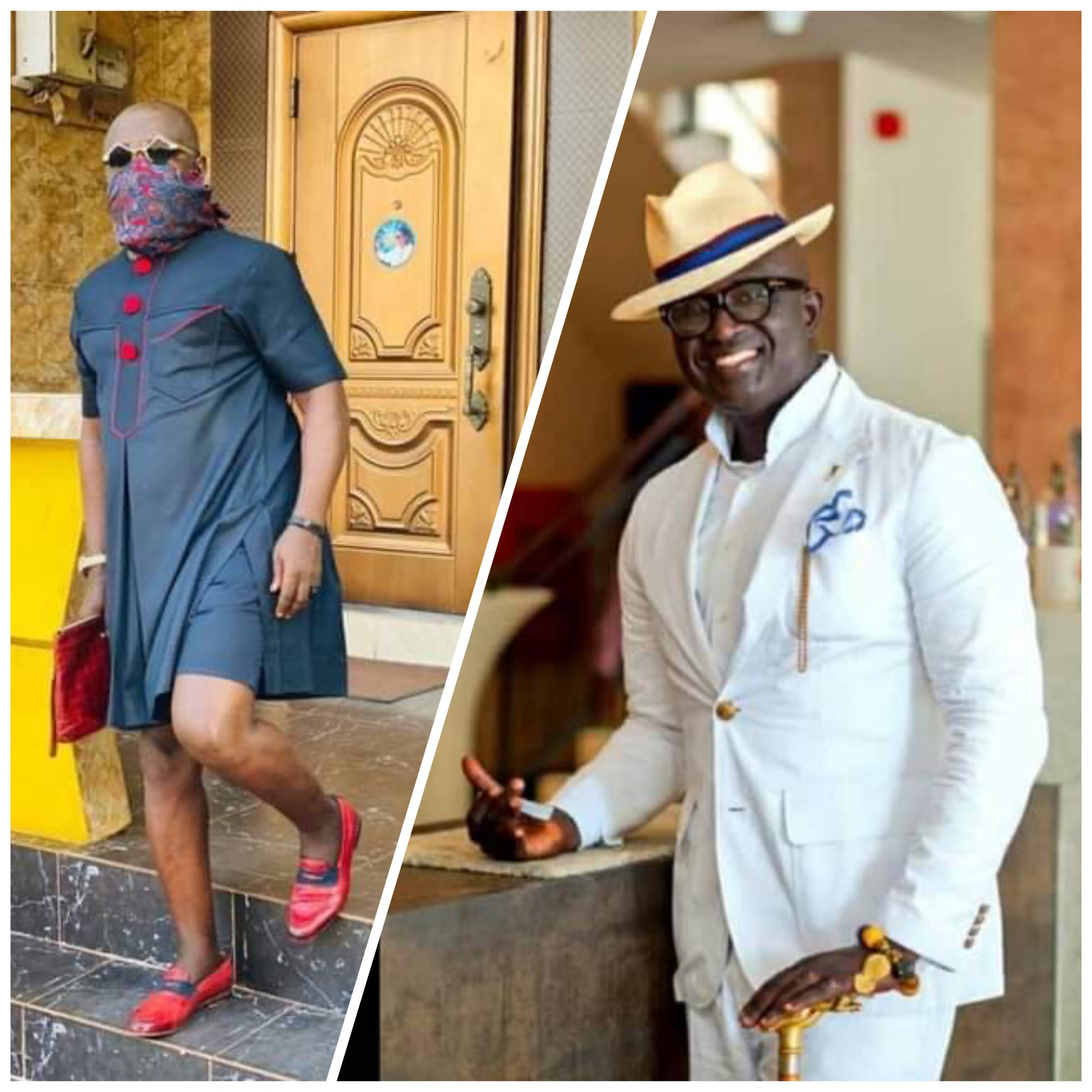 I find it funny when people criticize Osebor's fashion sense - broadcaster KKD