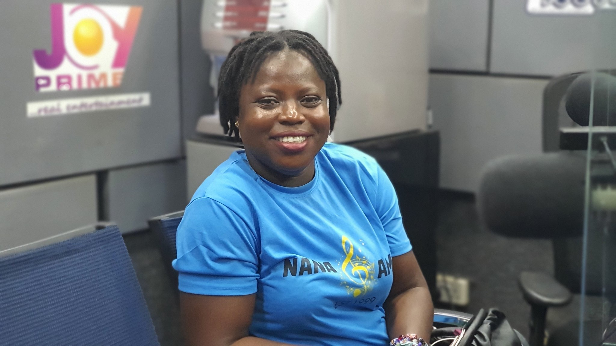 , I'm not recognized enough – veteran musician Nana Ama lament on neglect from her colleagues, Frederick Nuetei