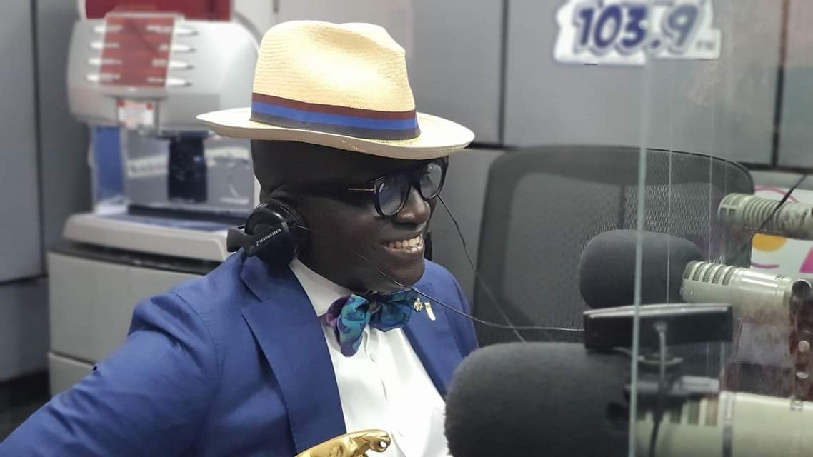 I was pained when my son openly shared his gay status – broadcaster KKD, Frederick Nuetei