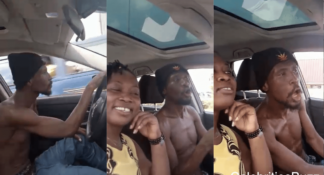 , Video of Okomfour Kwadee back from the rehab center pops up, Frederick Nuetei