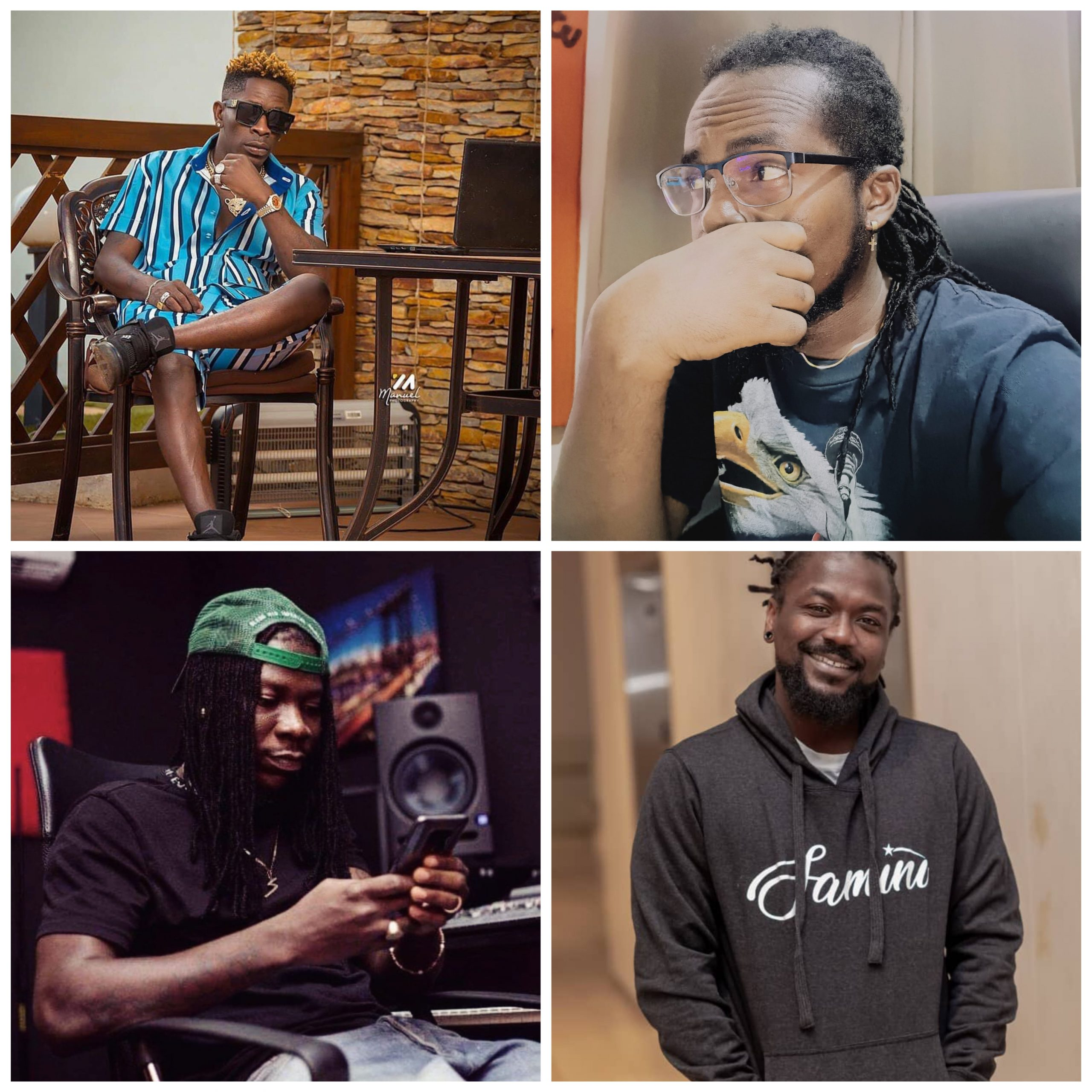 , Kamelyeon to drop 'Social Media Addict' music video to address Shatta Wale, Stonebwoy and Samini beef ?, Frederick Nuetei