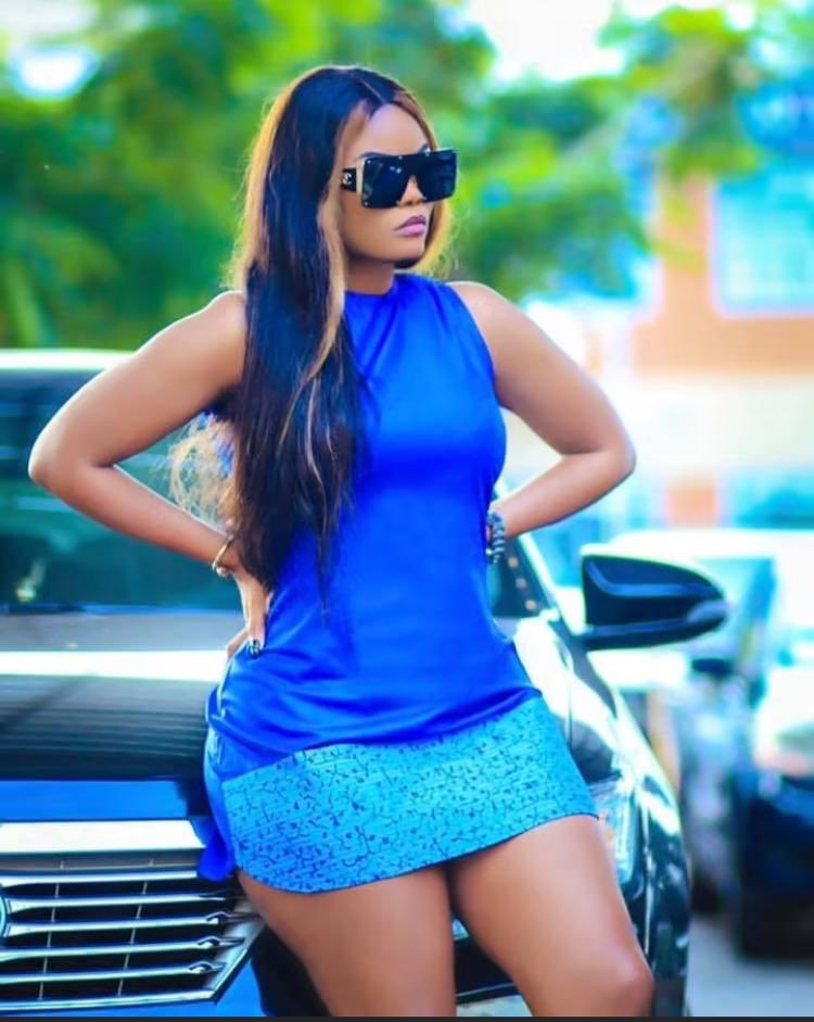 , Meet Magdalene Love who is Shatta Wale's boss lady and CEO of Reign Clothing, Frederick Nuetei