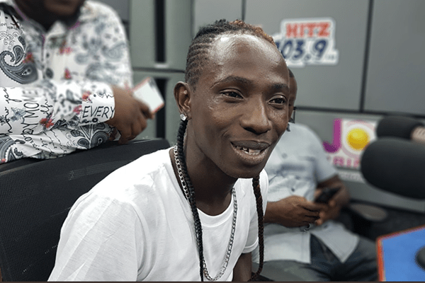 , Patapaa flips in an interview on 'SimplyShowbiz' with MzGee, Frederick Nuetei