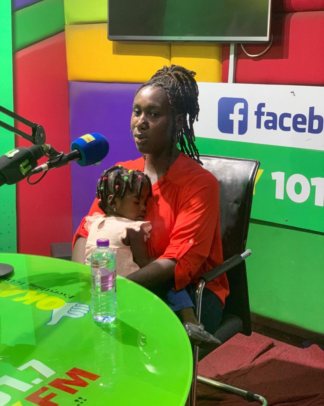 , I will agree to marry Funny Face if only he mends his ways – Vanessa, Frederick Nuetei