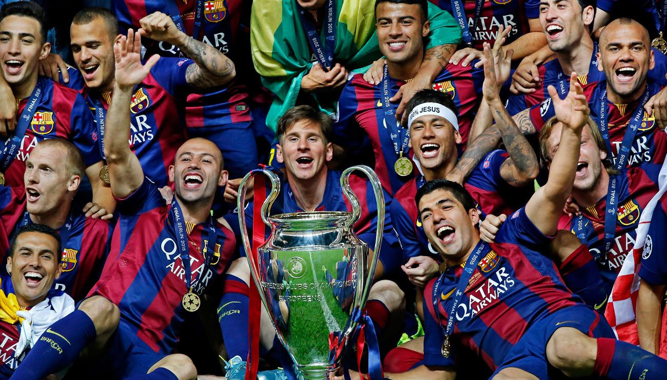 , FC Barcelona named best club of the past decade, Frederick Nuetei