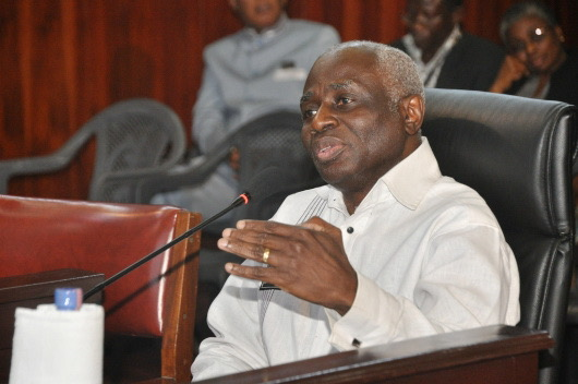 , I entered Mfantsipim at age 9 and l was the only student allowed to 'smoke' – Lawyer Tsatsu Tsikata, Frederick Nuetei