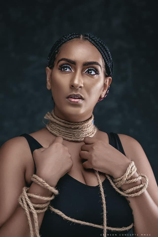 , Juliet Ibrahim advices women to set boundaries and never allow themselves to be manipulated into domestic violence, Frederick Nuetei