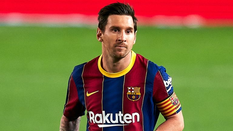 , Lionel Messi breaks Barcelona all-time appearance list record; see number of appearance, Frederick Nuetei
