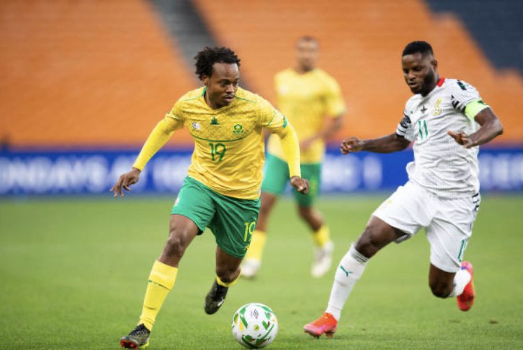 , Afcon 2021: Ghana qualifies after South Africa draw, Frederick Nuetei