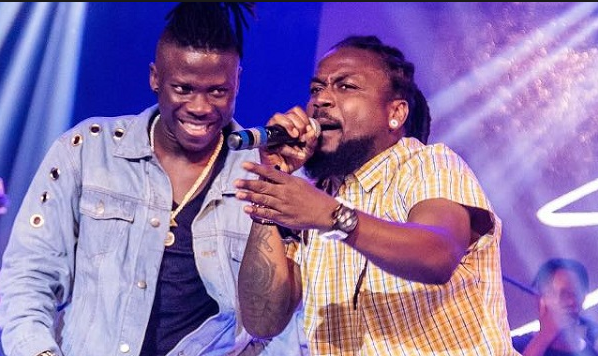 , We know each other personally, l cannot do this with you on social media – Stonebwoy replies Samini, Frederick Nuetei