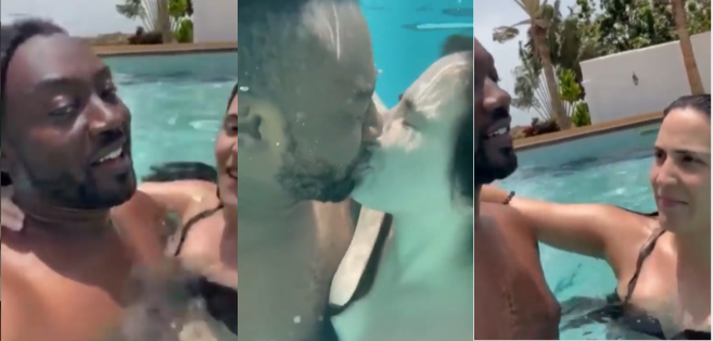 , Watch: Pappy Kojo finds love again?, Frederick Nuetei
