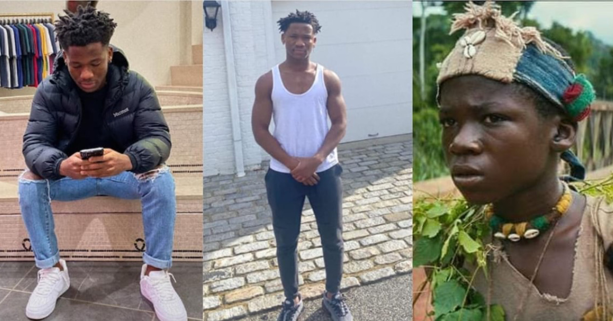 , Actor Abraham Attah gains admission into a university in America, Frederick Nuetei