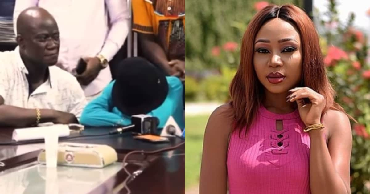 , Akuapem Poloo has not been able to eat well for days now – Spokesperson reveals, Frederick Nuetei