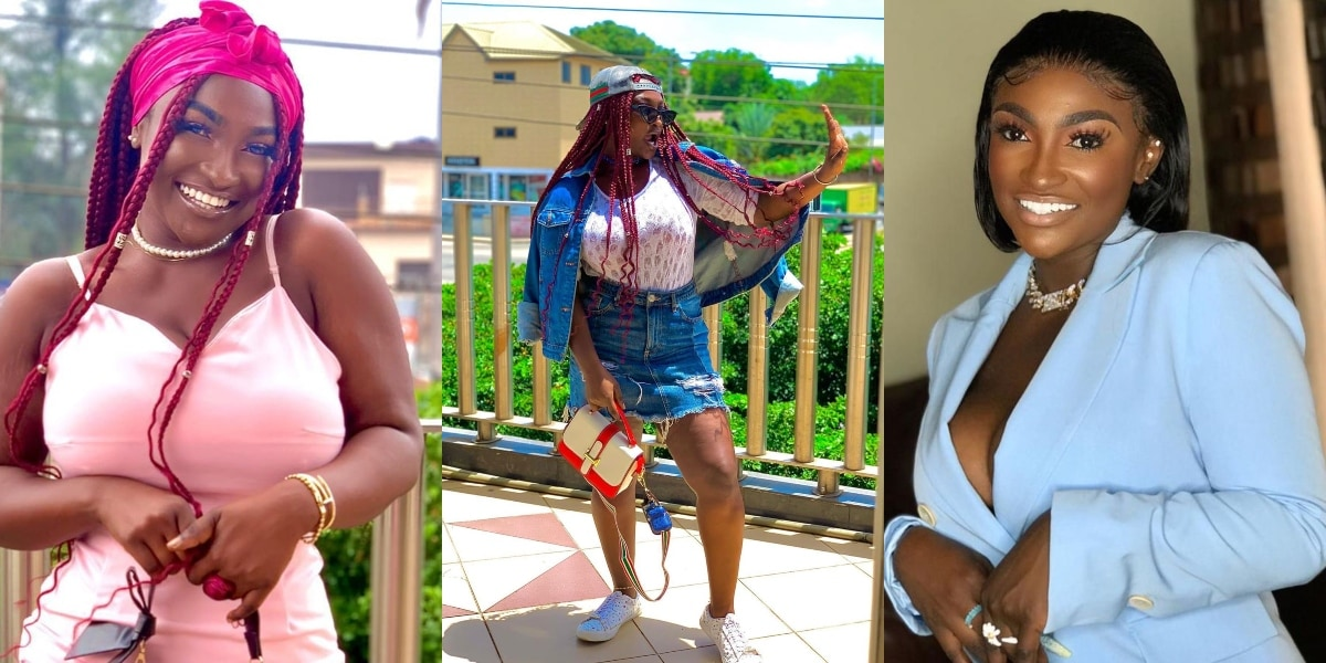 , Abena Moet finally speaks after her near-death accident, Frederick Nuetei