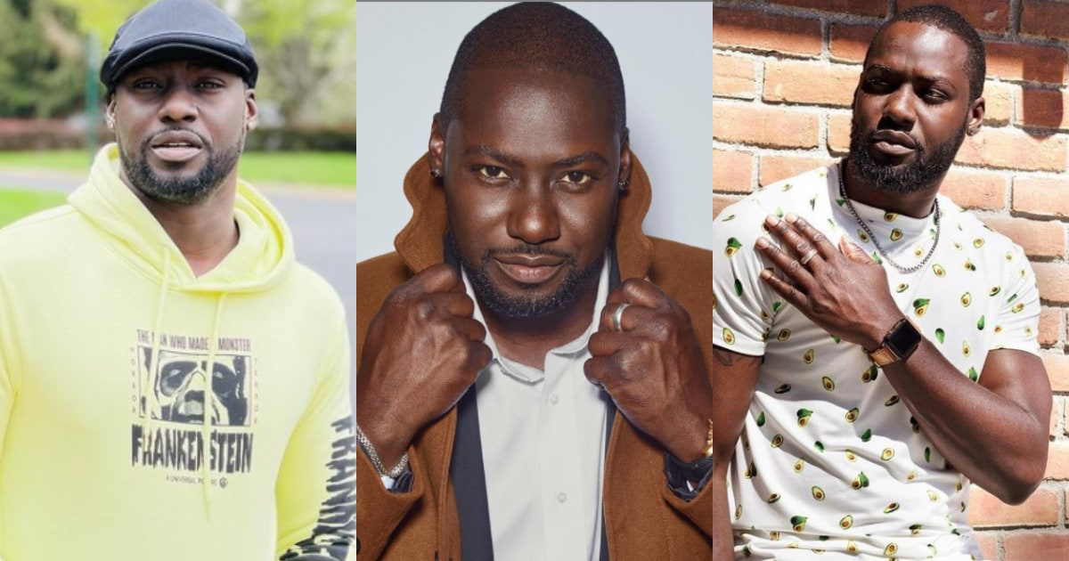 , Actor Chris Attoh remarries for the 3rd time; video with pretty wife pops up, Frederick Nuetei