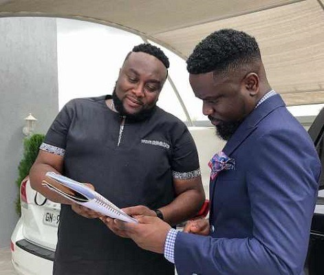 """, """"I asked for Sark's verse to be taken off. Not Sark"""" – Angeltown reveals, Frederick Nuetei"""