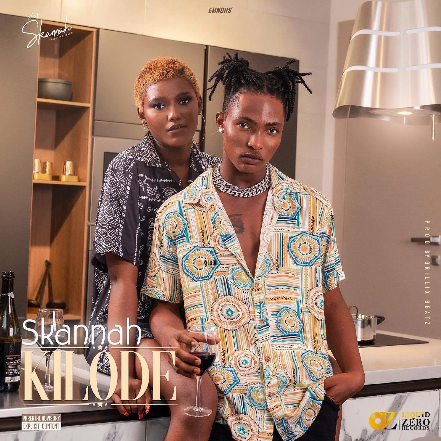 """, Skannahreadies new song """"KILODE"""" — drops on Friday, July 2nd, Frederick Nuetei"""