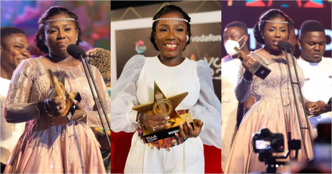 , I was surprised when my song was adjudged 'Most Popular Song of the Year' – Diana Hamilton, Frederick Nuetei