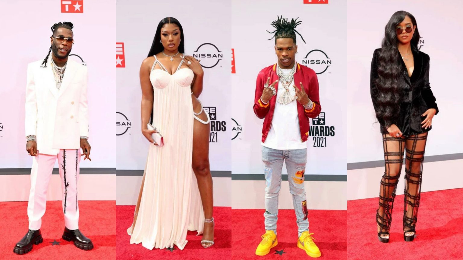 , BET Awards 2021: 10 best style moments by top stars in photos, Frederick Nuetei