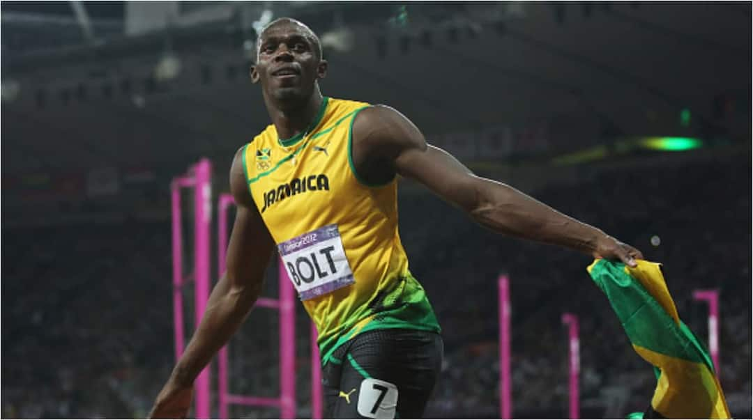 , Legendary olympic champion Usain Bolt announces the arrival of his newborn twin-sons Thunder and Saint Leo, Frederick Nuetei
