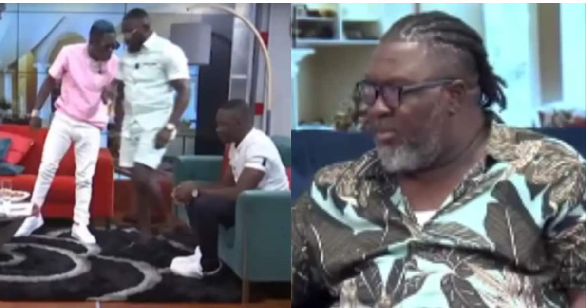 , You went below the belt – Da Hammer explains why he made post to address Arnold Asamoah-Baidoo, Frederick Nuetei