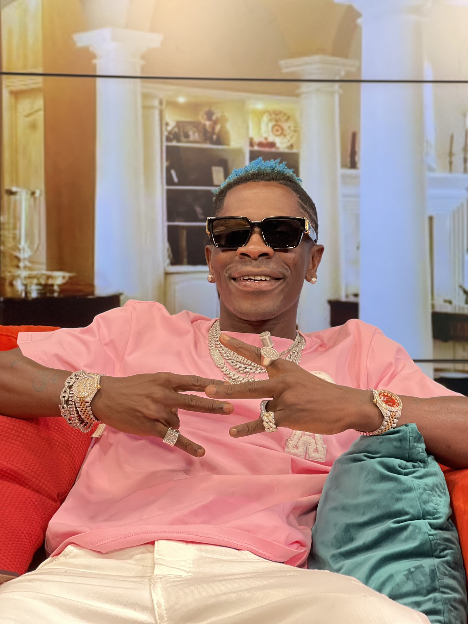 , Shatta Wale lists 5 things that would help grow Ghana's Music Industry, Frederick Nuetei