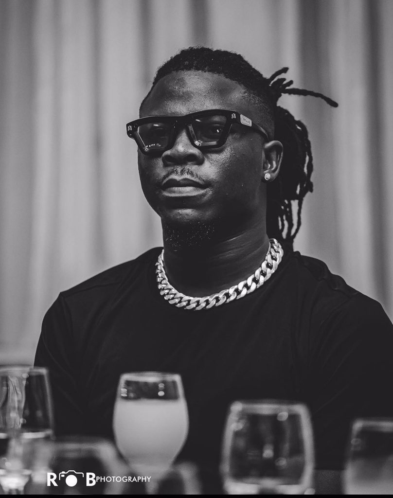 , Stonebwoy represents Ghana as a member on Grammy Recording Academy member class, Frederick Nuetei