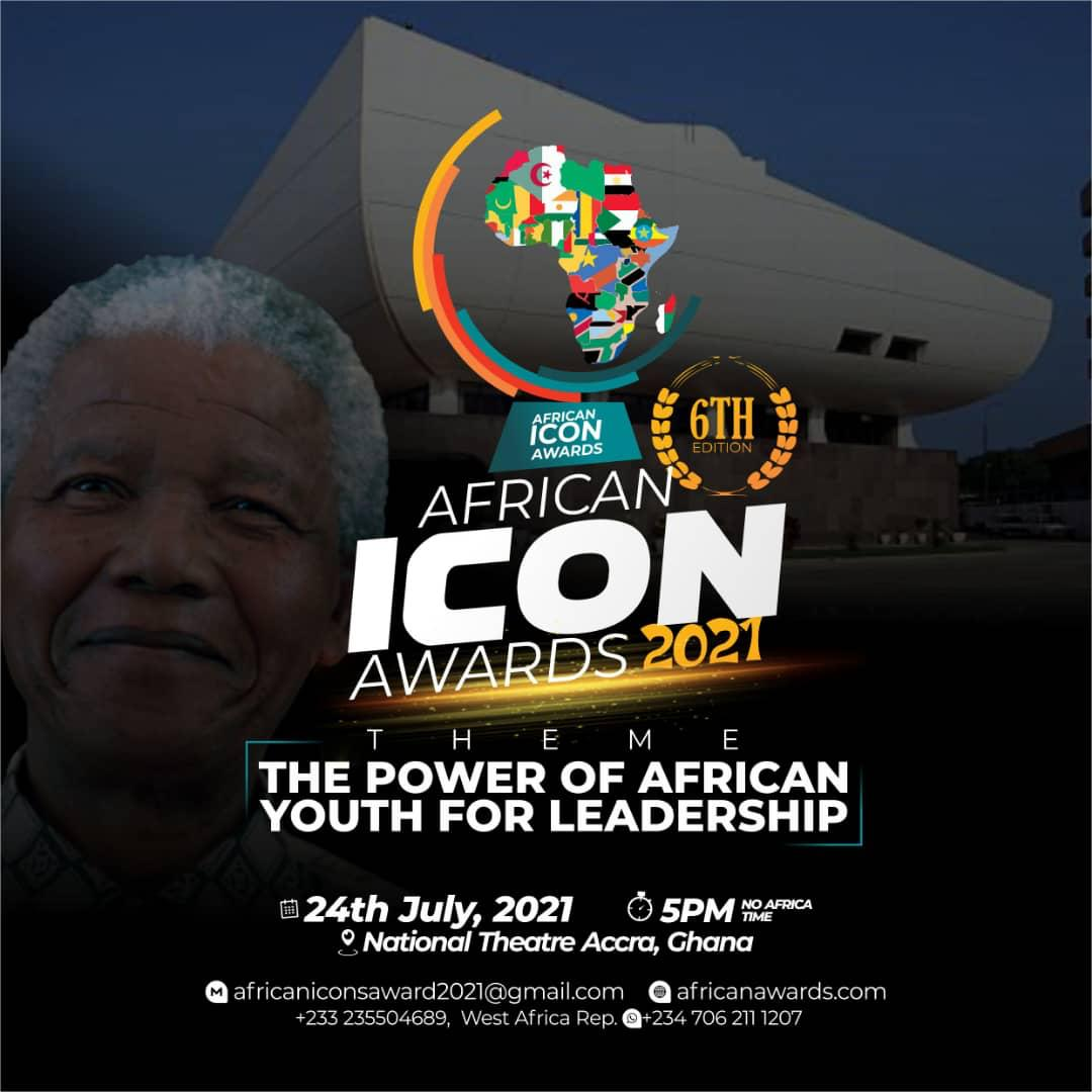 , African Icon Awards 2021; Names of awardees released, Frederick Nuetei