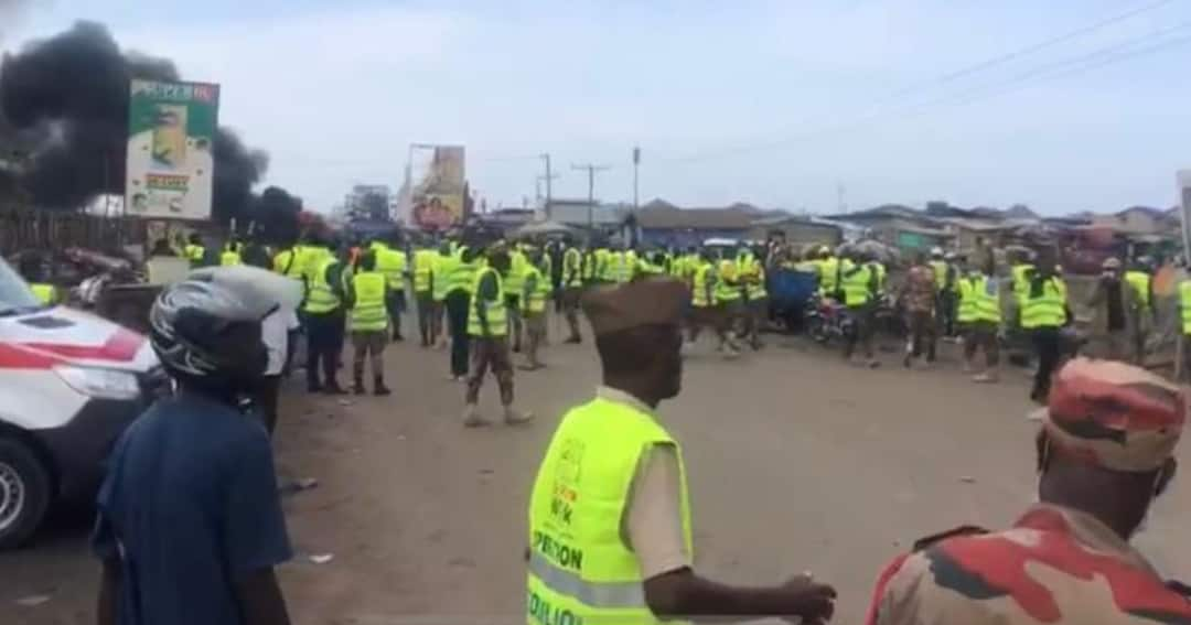 , Agbogbloshie Decongestion: Scrap dealers resist removal; shots fired, Frederick Nuetei