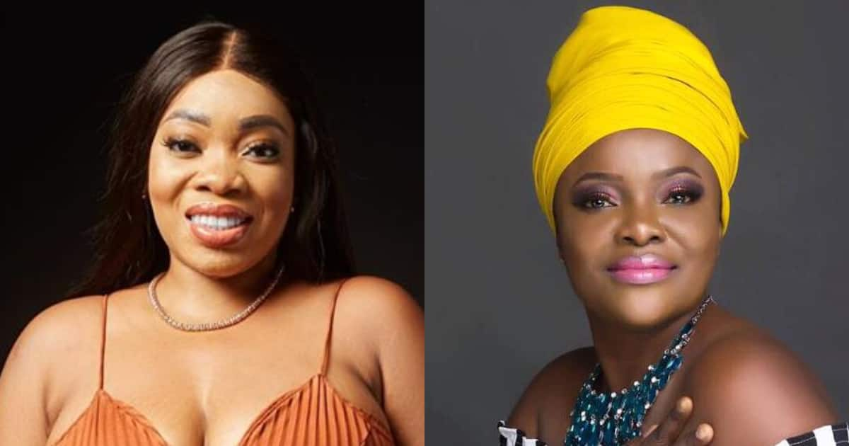, Ohemaa Mercy has given a spiritual twist to Moesha Boduong's condition, Frederick Nuetei