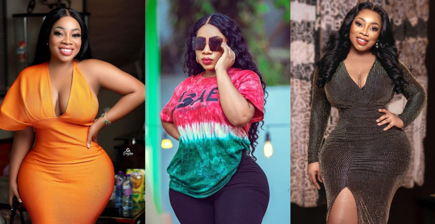 , I'm not sleeping with any man till l'm married – Moesha Boduong, Frederick Nuetei