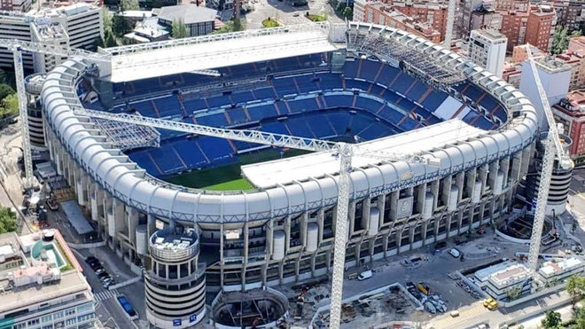 , Santiago Bernabeu: Real Madrid to kick off their matches away from the reconstructed stadium, Frederick Nuetei